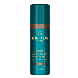 Root Concealer for Gray Coverage | Rita Hazan | b-glowing