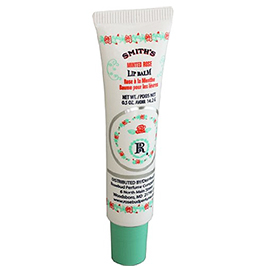 Smith's Minted Rose Tube | Rosebud Salve | b-glowing