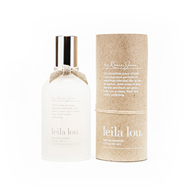 Leila Lou Eau de Parfum Spray | By Rosie Jane | b-glowing