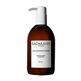 Hair Cleansing Cream | Sachajuan | b-glowing
