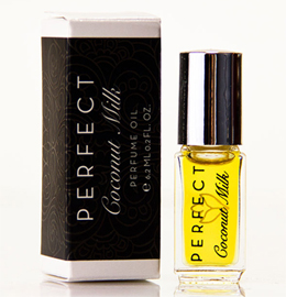 Perfect Coconut Roll On Perfume Oil