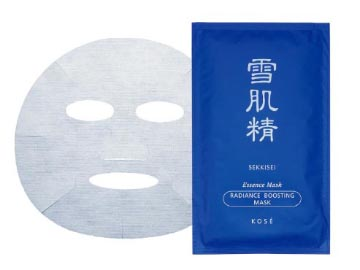 Essence Mask | Kose Sekkisei | b-glowing