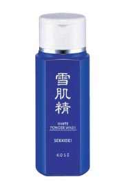 White Powder Wash | Kose Sekkisei | b-glowing