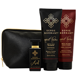 The Glamour Girl's Holiday Hair Set