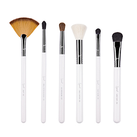 Limited Edition Ethereal Radiance Brush Set | Sigma Beauty | b-glowing