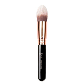F86 - Tapered Kabuki - Copper | Sigma Beauty | b-glowing