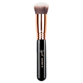 F82 - Round Kabuki - Copper | Sigma Beauty | b-glowing