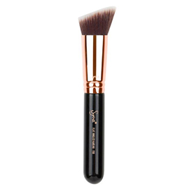 F88 - Flat Angled Kabuki - Copper | Sigma Beauty | b-glowing