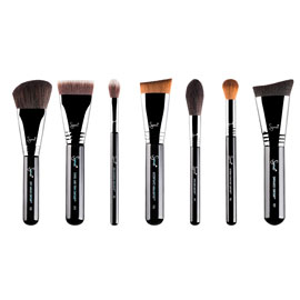 Highlight & Contour Brush Set | Sigma Beauty | b-glowing