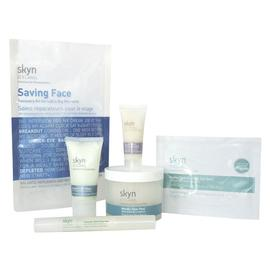 Saving Face Kit | skyn ICELAND | b-glowing