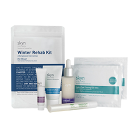 Winter Rehab Kit | skyn ICELAND | b-glowing