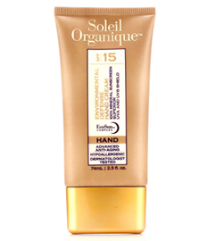 Environmental Defense Hand Cream SPF 15