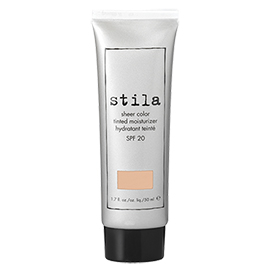 Sheer Color Tinted Moisturizer SPF 20 | Stila | b-glowing