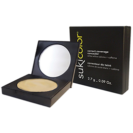 correct coverage concealer | suki | b-glowing