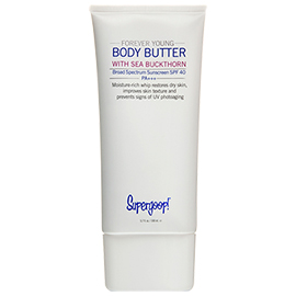 Forever Young Body Butter SPF 40 | Supergoop! | b-glowing