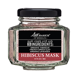 Hibiscus Mask | S.W. Basics | b-glowing