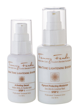 Skin Tone Brightening System | Tammy Fender | b-glowing