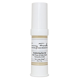 Awakening Eye Gel - Elder Flower & Green Myrtle | Tammy Fender | b-glowing