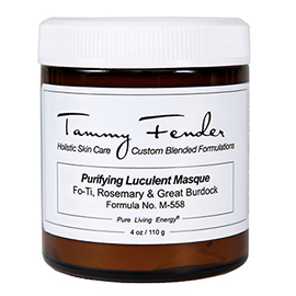 Purifying Luculent Masque | Tammy Fender | b-glowing