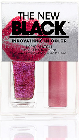 Pleasure Dome - Love Match Lip & Nail Duo