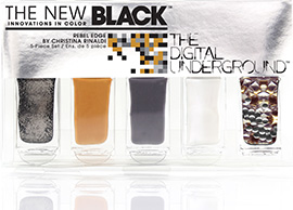 Rebel Edge - 5-Piece Nail Polish Set