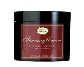 Shaving Cream - Sandalwood | The Art of Shaving | b-glowing