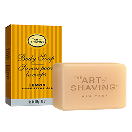 Body Soap - Lemon | The Art of Shaving | b-glowing