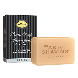 Body Soap - Unscented | The Art of Shaving | b-glowing