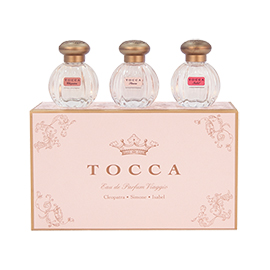 Eau de Parfum Viaggio Holiday | TOCCA | b-glowing