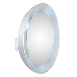 LED 15x Lighted Mirror | Tweezerman | b-glowing