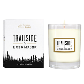 Trailside Candle | Ursa Major | b-glowing