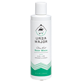 Citrus Riot Body Wash | Ursa Major | b-glowing