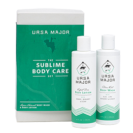 Sublime Body Care Set | Ursa Major | b-glowing