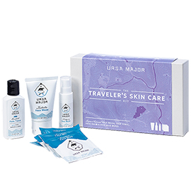 Traveler's Skin Care Set | Ursa Major | b-glowing
