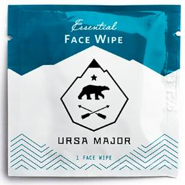 Essential Face Wipes Sample