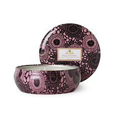 Bella Sucre - 3 Wick Candle in Decorative Tin | Voluspa | b-glowing