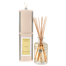 Aromatic Honeysuckle Reed Diffuser