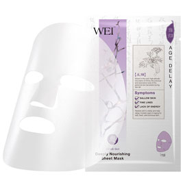 Dang Gui Deeply Nourishing Sheet Mask | WEI | b-glowing