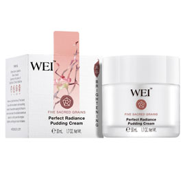 Five Sacred Grains Perfect Radiance Pudding Cream | WEI | b-glowing