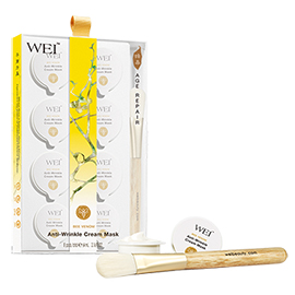 Bee Venom Anti-Wrinkle Cream Mask | WEI | b-glowing