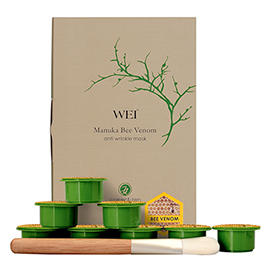 Manuka Bee Venom Anti Wrinkle Mask | WEI | b-glowing