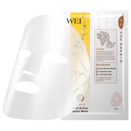Huang Qi Vital Action Sheet Mask | WEI | b-glowing