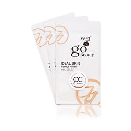 Ideal Skin Perfect Finish CC Cream | WEI to Go | b-glowing