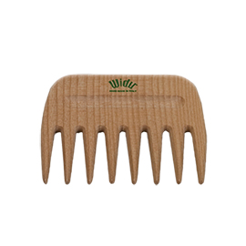 Ash Wood Hair Pick