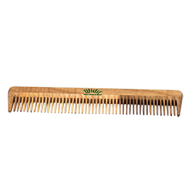 Small Comb with Thin Spaced Teeth