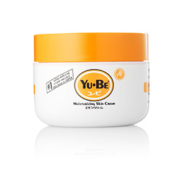 Skin Care Cream - Jar | Yu-Be | b-glowing