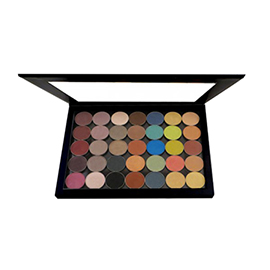 Extra Large Black Z Palette | Z Palette | b-glowing