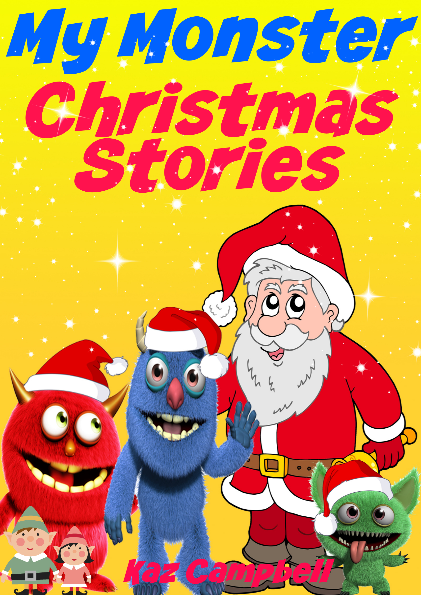 My monster christmas stories