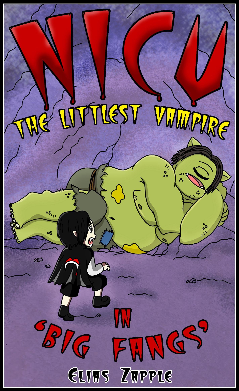 Nicu - the littlest vampire: in 'big fangs'