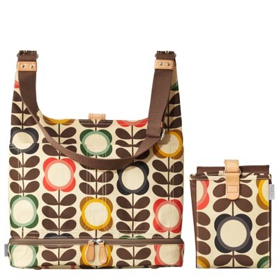 Orla Kiely Diaper Bag